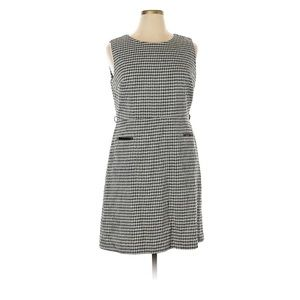 Liz Clairborne Sheath Houndstooth Dress